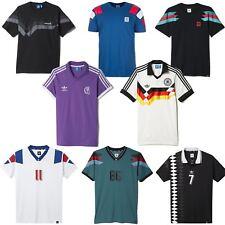 item 1 adidas ORIGINALS RETRO FOOTBALL JERSEYS FRANCE GERMANY SPAIN REAL  MADRID MEN S -adidas ORIGINALS RETRO FOOTBALL JERSEYS FRANCE GERMANY SPAIN  REAL ... d2814d71e