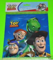 Toy Story Loot Bags 24 Candy Bags Party Favors Treat Bags Woody Jessie Buzz Rex