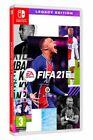 FIFA 21 (Nintendo Switch, 2020, Legacy Edition)