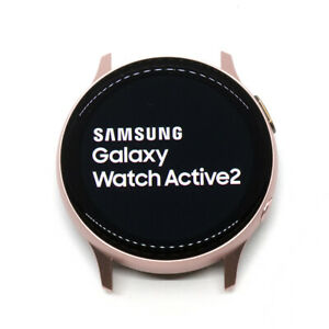 Samsung Galaxy Active 2 Smartwatch 40mm -Pink Gold- -SM-R830NZDAXAR