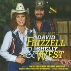 Very Best Of David Frizzell & Shelly 0030206697025 CD