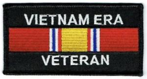034-VIETNAM-ERA-VETERAN-034-Patch-Iron-Sew-on-4-x-2-inch-patch