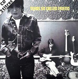 Texas-CD-Single-So-Called-Friend-France-VG-M