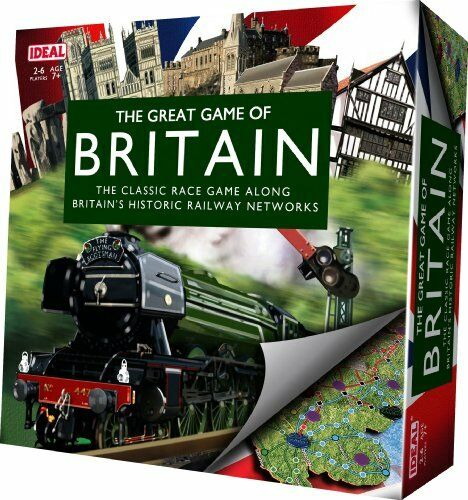 Ideal The Great Game of Britain