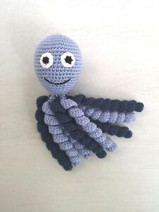 Crochet Baby Octopus Toy [FREE Crochet Pattern] | 300x225