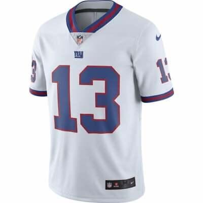 new arrivals d61ca 584b1 + Nike NFL New York Giants Limited Color Rush Jersey Odell Beckham Jr Large  5,53   eBay
