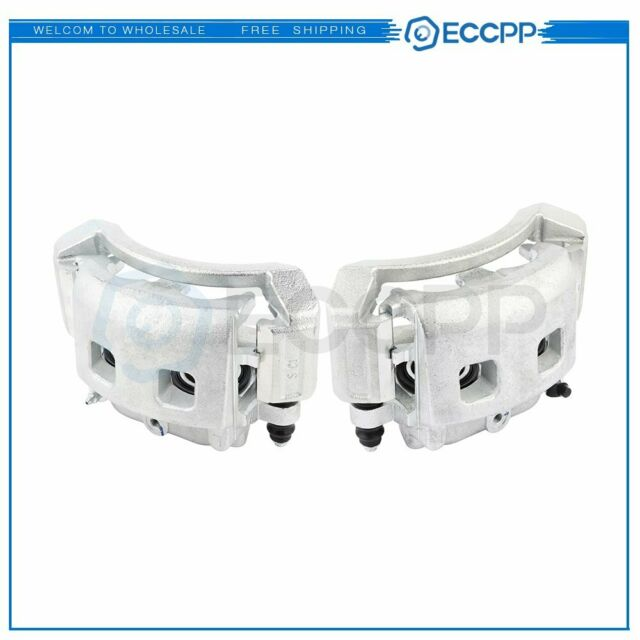 Front Pair Brake Calipers For Dodge Ram 1500 2002 2003