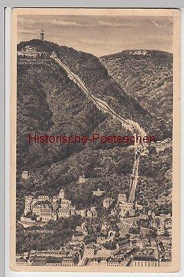 (96073) Künstler Ak Heidelberg, Blick Zum Königstuhl 1943