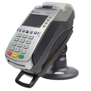 Details about Credit Card Stand - For Verifone VX520 49 mm - Compact Base  Complete Kit