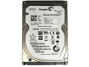 New Seagate XT 500GB 7200 RPM SATA 6.0Gb/s SSHD 2.5\