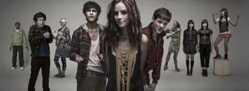 "TV Series Season Shows 65/""x24/"" Poster 107 Skins"