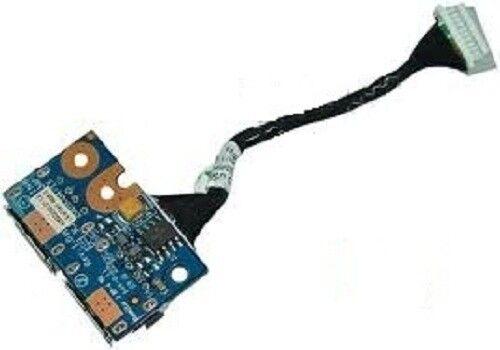 HP Compaq 531809-001 USB Circuit Board with Cable CQ35 CQ36 dv3-2000 Series