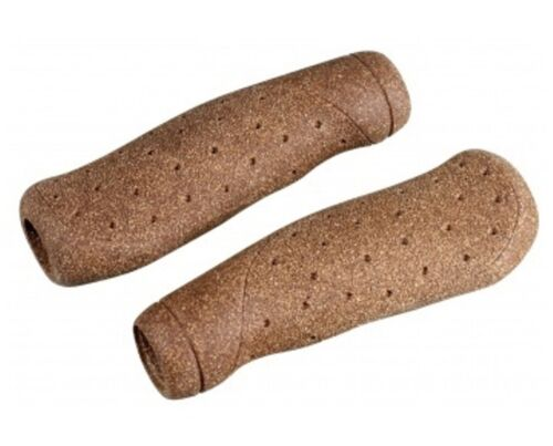 Push on vibration damping Bike Handlebar Grips Humpert Cork Ohio rubberised