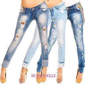 jeans hose damen push up strass damenhose r hrenjeans. Black Bedroom Furniture Sets. Home Design Ideas