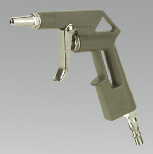 Diecast-Metal-Air-Blow-Gun-Fitted-With-Short-Nozzle