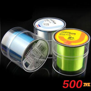 500M Super Daiwa Nylon Fishing Line Durable Monofilament Sea Mono Fishing Line