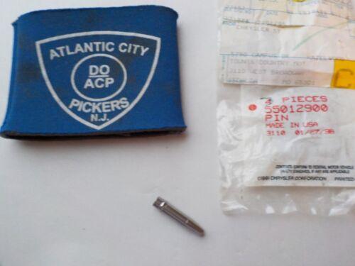 MOPAR 55012900 DOOR CHECK ARM PIN