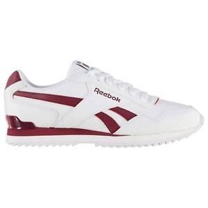 Reebok-Homme-Royal-Glide-Ripple-Clip-Baskets-Chaussures-De-Sport-Classique-A-Lacets