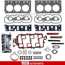 CYLINDER HEAD GASKET SET 97-05 GM Buick Chevy Oldsmobile 3.8L 2ND DESIGN VIN K,2