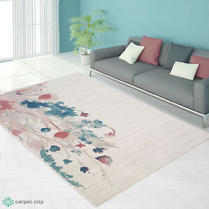 Teppich Modern Designer Wohnzimmer Pastellfarben Inspiration Odeur