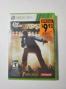 Def Jam Rapstar Sealed Complete (Microsoft Xbox 360) BRAND NEW & FREE SHIPPING