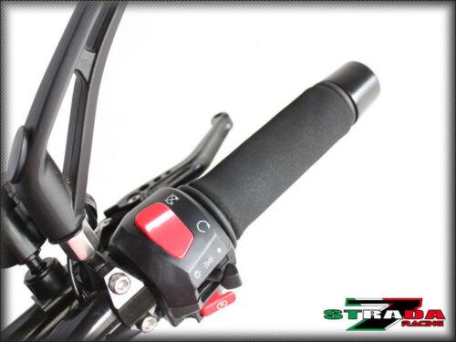 Strada 7 Moto ANTI VIBRATION POIGNÉES POUR HARLEY-DAVIDSON VRSCF V-Rod Muscle