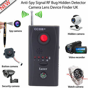 RF-Bug-Detector-Anti-Spy-Signal-Hidden-Camera-Lens-Device-Tracer-Finder-CC308