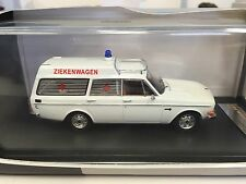 Volvo 145 Express 1971 Dutch Ambulance 1:43 IXO LIMITED EDITION-PRD319