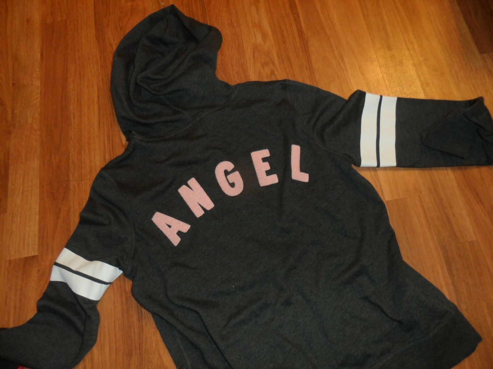 VS Victoria's secret hoodie sweatshirt full zip   medium  Angel