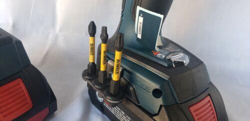 Bosch Impact /& drill 18V Driver bit holder