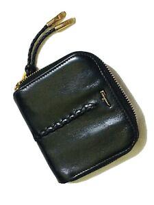 Salvatore Ferragamo Bifold Compact Leather Wallet