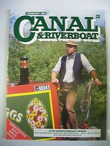 Canal-amp-Riverboat-magazine-Vol-11-No-2-February-1988-Stoke-Bruerne-Museum