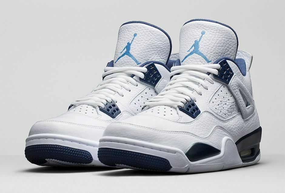 NIKE AIR JORDAN 4 RETRO LS Price reduction BASKETBALL SHOES 314254-107 MENS Price reduction Comfortable and good-looking