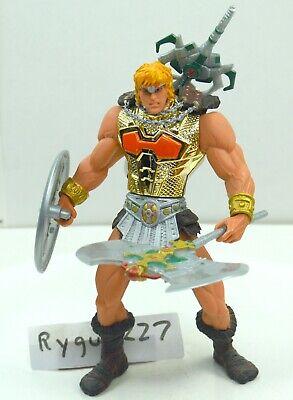 "MOTU  200x /""Battle Sound He-Man/"" Masters of the Universe"