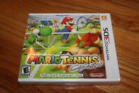 Mario Tennis Open (Nintendo 3DS, 2012) Video Games