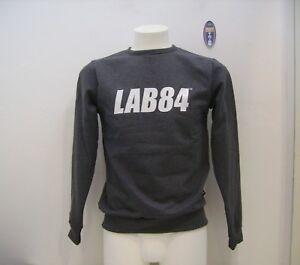 F8 Chiné Homme Sweat Tg Fermé Col Lab84 Hiver Sans Gris Flpm0209 5q4HwwxY
