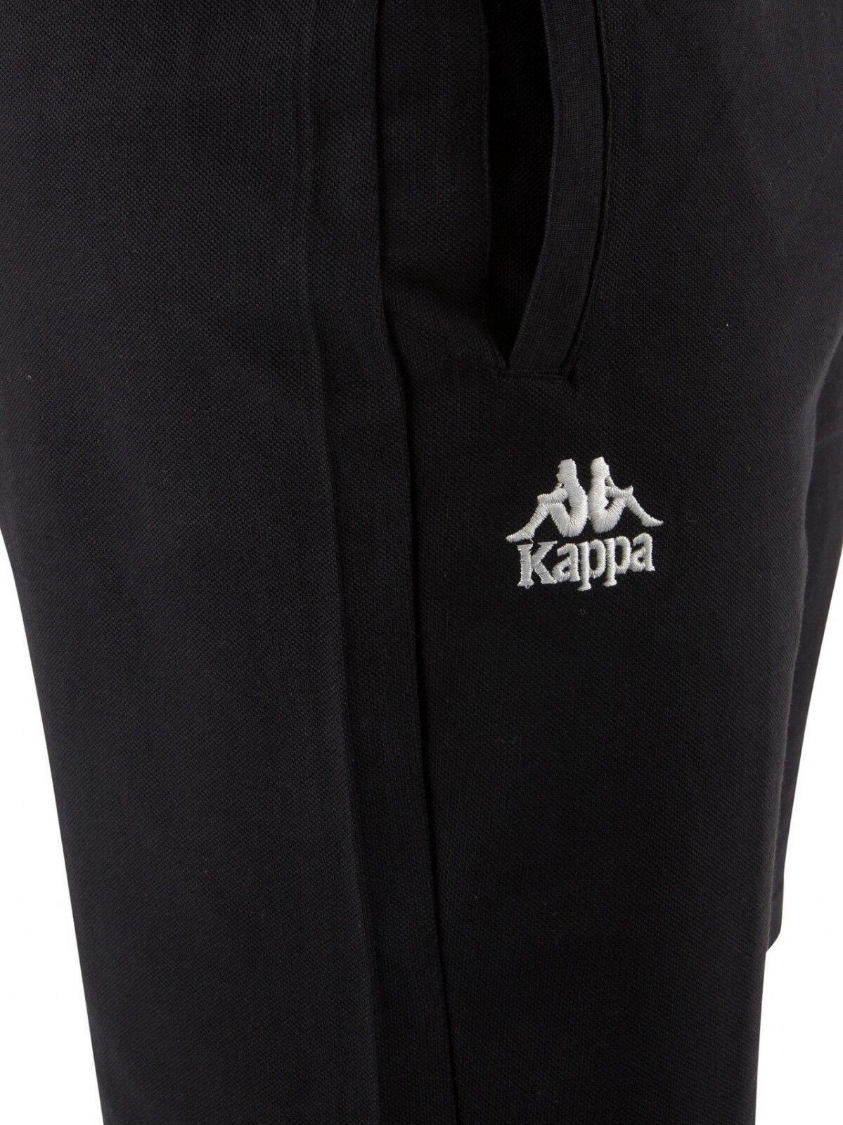 Kappa Authentic Zelat Short Nero con con con Logo 303WIW0 903bf8