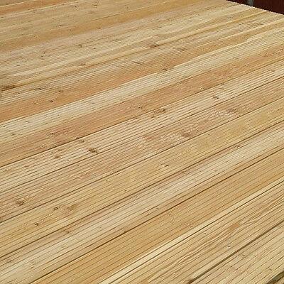 Terrassendielen deutsche Lärche 27x145 mm Terrassenholz