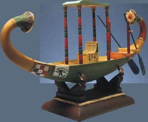 BARQUE DE PELERINAGE EGYPTIENNE - EL VIEJO DRAGON 1 32 Réf SAF 19