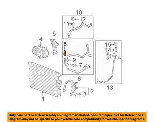 GM Oem Air Conditioner Acrefrigerant Pressure Sensor 22664328 Ebay. Is Loading GMoemairconditioneracrefrigerantpressuresensor. Corvette. 1973 Corvette Freon Air Conditioning Diagram At Scoala.co