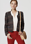 Ann Piped 4 Boucle Loft Størrelse Jacket Taylor Nwt dtfZqwd