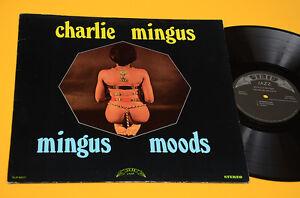 CHARLIE-MINGUS-LP-MINGUS-MOODS-TOP-JAZZ-ORIG-USA-NM-AUDIOFILI