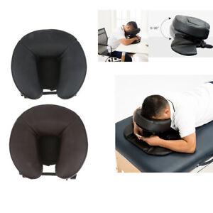 Massage-Table-Headrest-Pillow-Face-Down-Cradle-Cushion-Sleeping-Rest-Kit