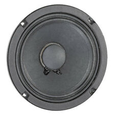 """Pair Eminence Alphalite 6A 6/"""" Neo Midrange Driver 8ohm 200W 94dB Replacement"""