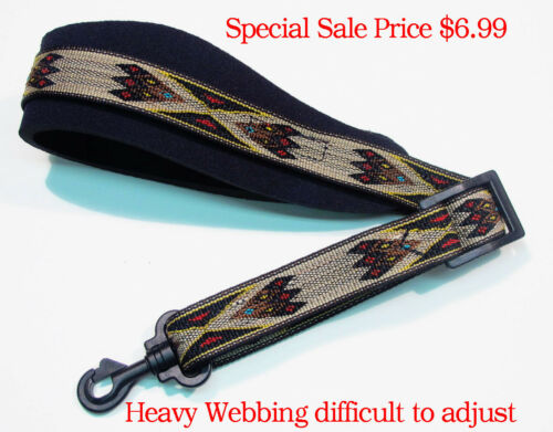 Saxophone Strap Strap SPECIAL CLOSEOUT