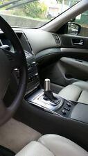B2designs Automatic Shift Knob. Aluminum Machined Silver Finish. Nissan/Infiniti