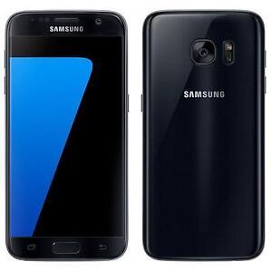 Samsung-Galaxy-S7-G930P-32GB-Black-Sprint-4G-LTE-Excellent-Condition-Clean-ESN