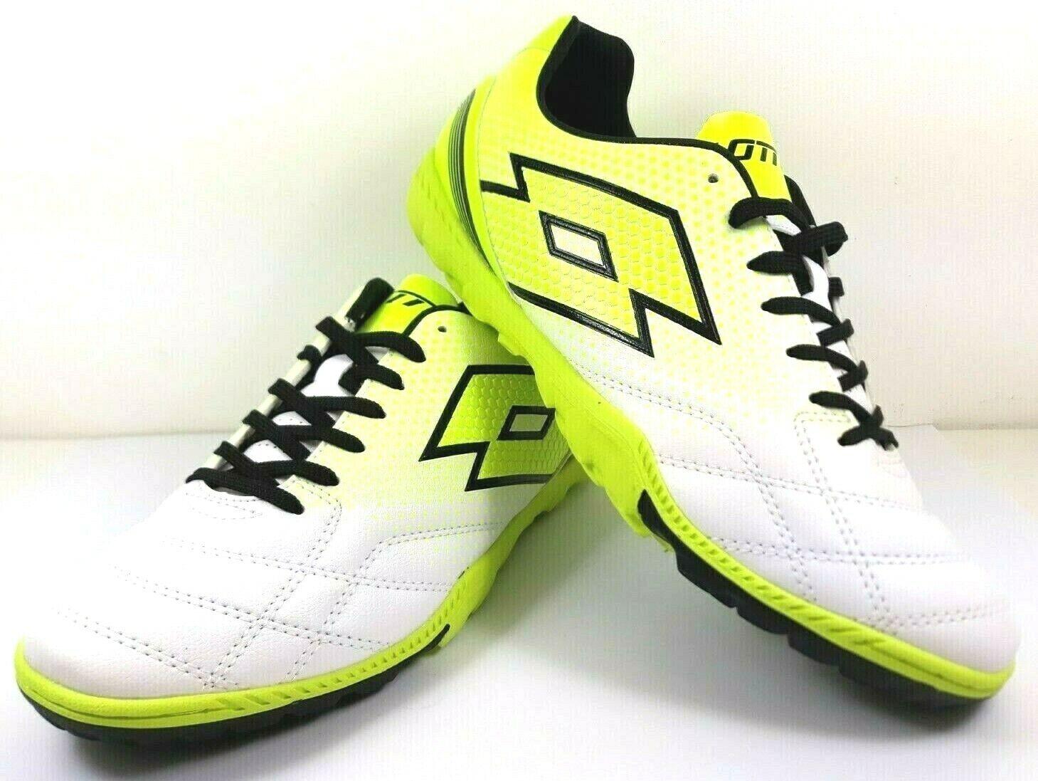 Lotto spider 700 xiii tf football shoes futsal indoor EUR 41 uk 7,5