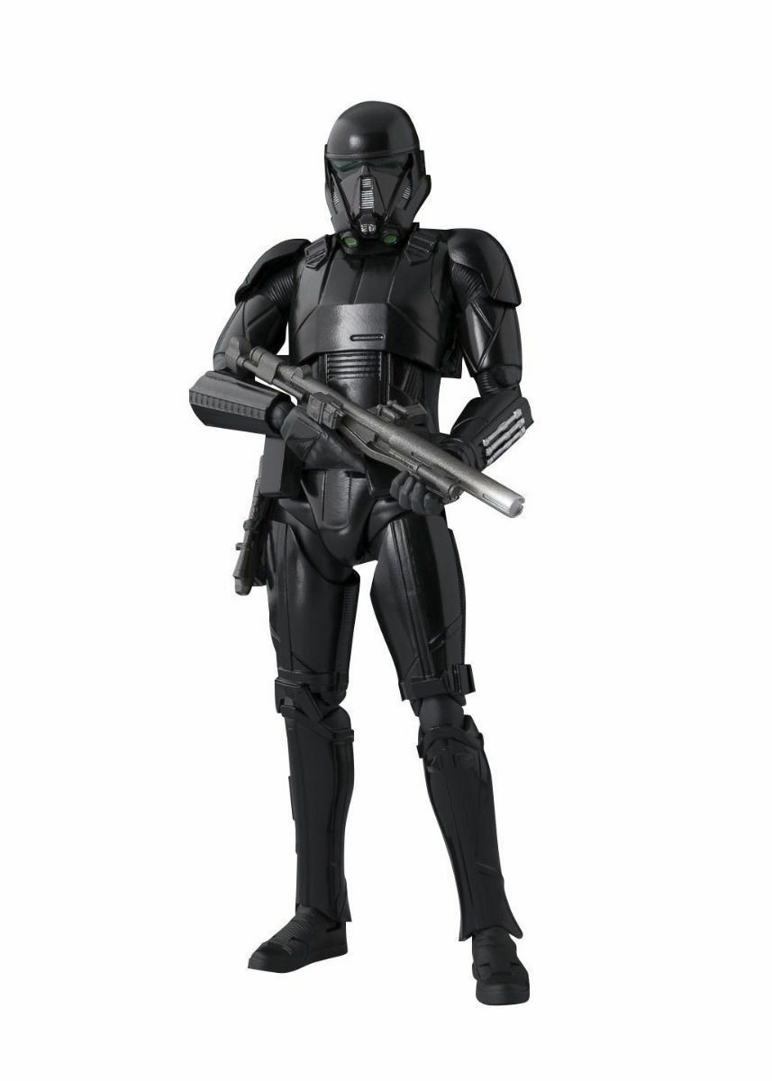 S.H.Figuarts STAR WARS ROGUE ONE DEATH TROOPER Figure BANDAI NEW from Japan F/S