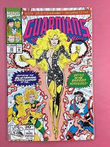 Guardians-de-Galaxy-Marvel-Comics-No-33-Feb-Vfn